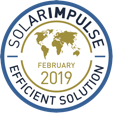 logo solar impulse foundation label